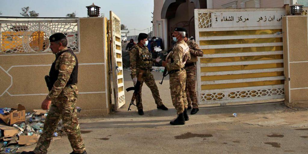 Eighteen people were killed in four jihadist attacks in Iraq