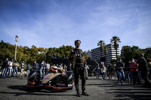 Formula E - da Costa wins in Monaco, and Stoffel Vandoorne retires