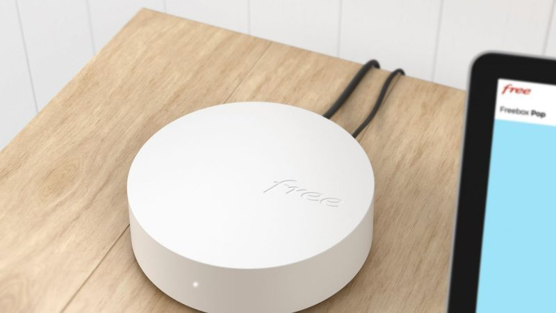 Free keeps updating its WiFi repeater