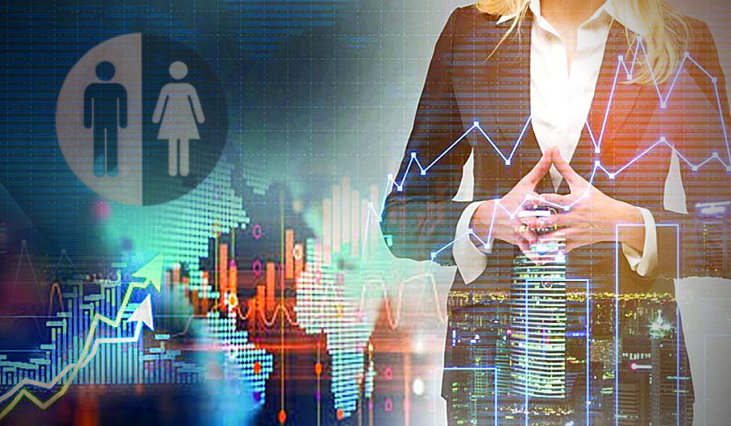Gender equality in finance?  The future we want.