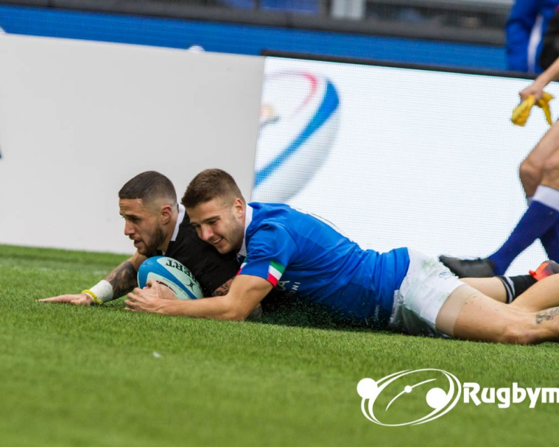 Italy: The New Zealand tour - Italian rugby team - Rugbymate has been canceled