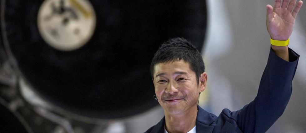 Japanese billionaire Yusaku Maezawa heads to the International Space Station in December