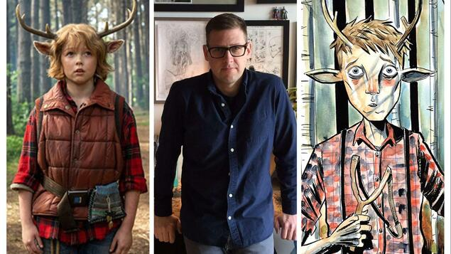 """Jeff Lemire, for """"Sweet Tooth"""": """"Adaptation Should Stand Alone"""" - Comics - Culture"""