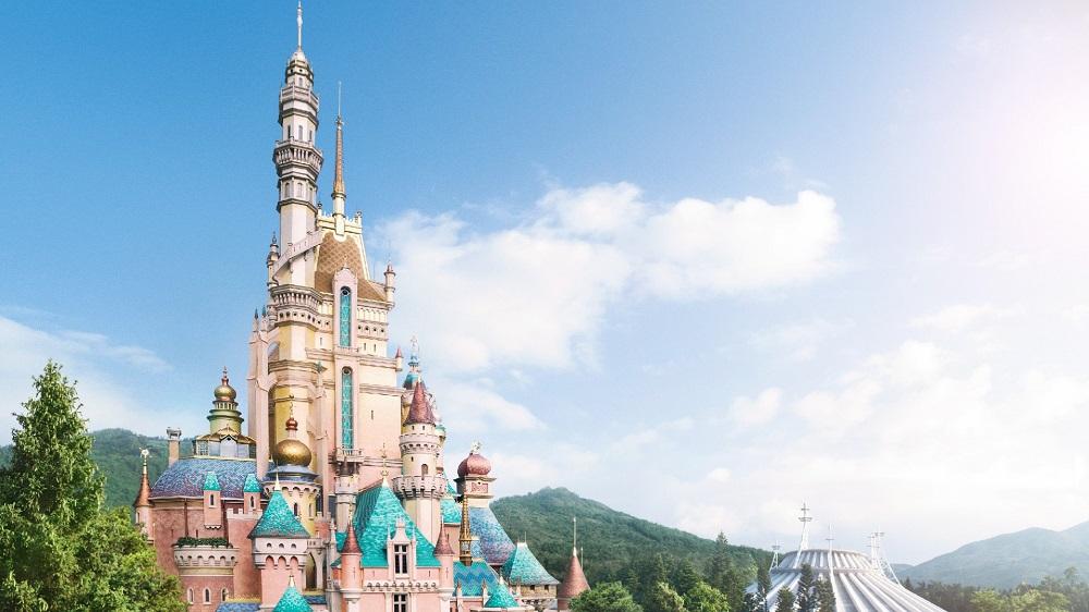Losses at Disneyland in Hong Kong mount in the year the virus struck