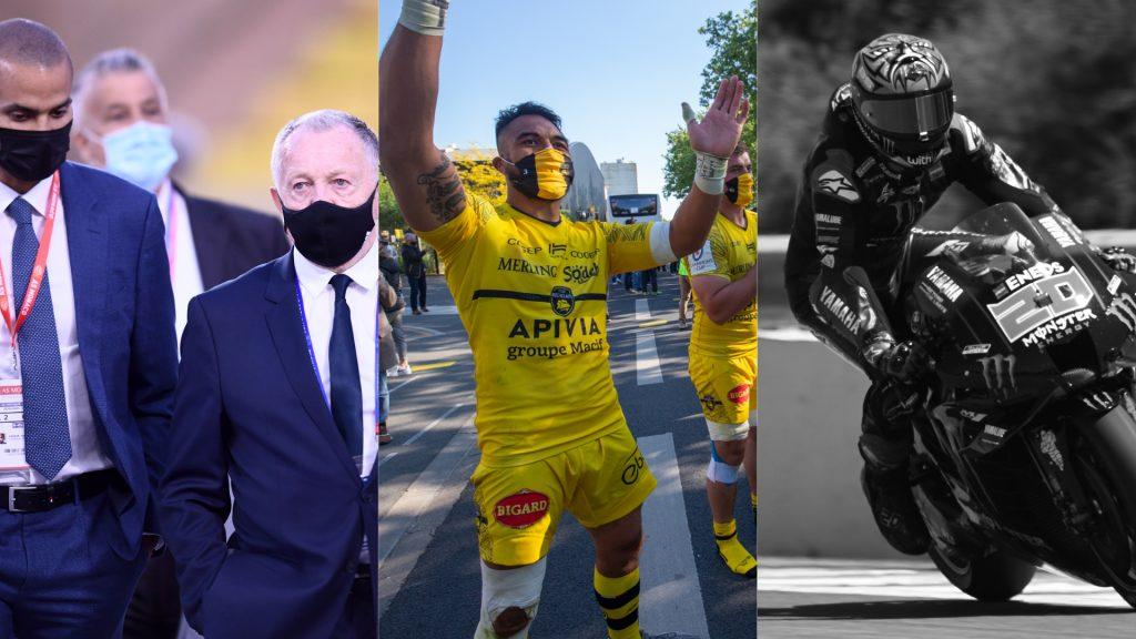 Lyon, La Rochelle, Quartararo … Notre carnet de notes du week-end sport