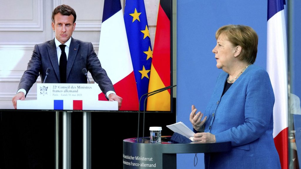 Macron and Merkel are waiting for explanations from Washington and Denmark