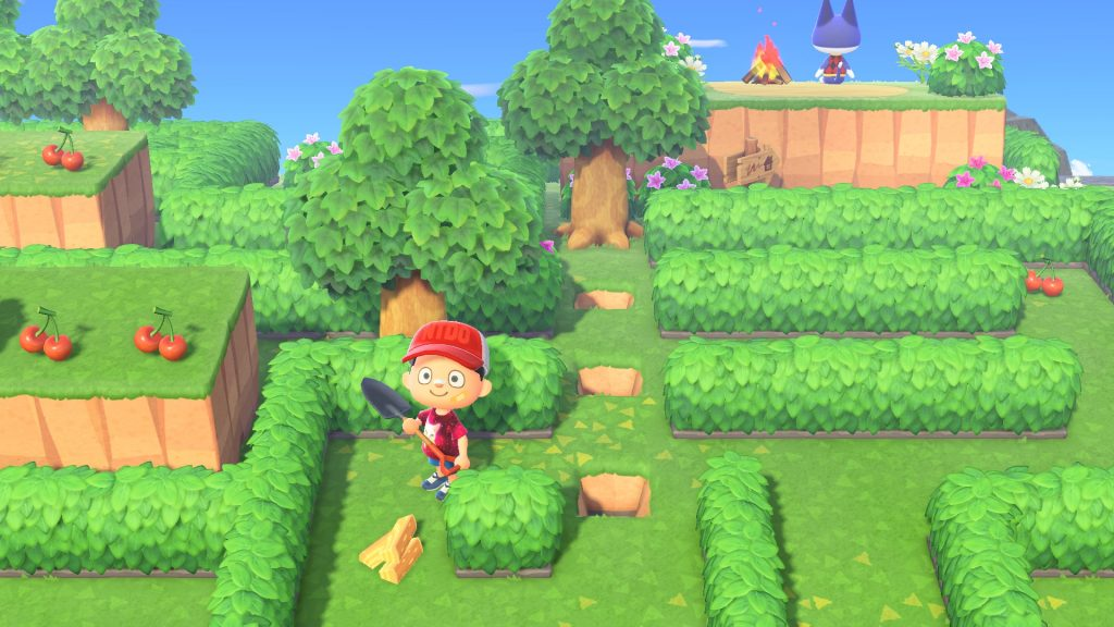 Maze May 1, 2021 at the animal crossing, how to do it?  - Brick Flip