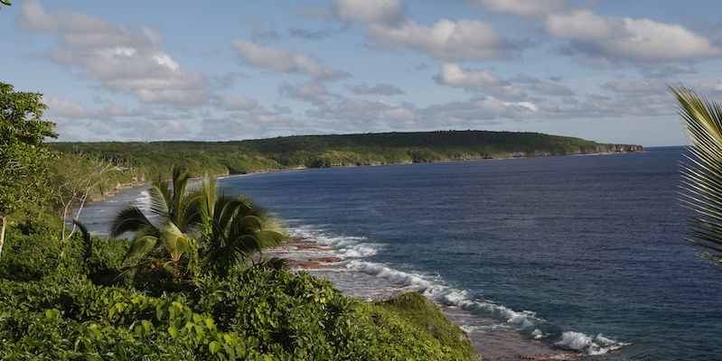 Niue can advance 23 hours