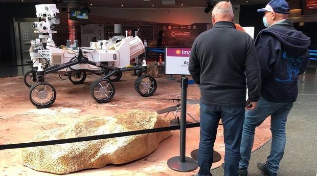 Pesquet, the Mars Rovers ... for a re-launch, the Cité de l'Espace and its visitors make up for lost time