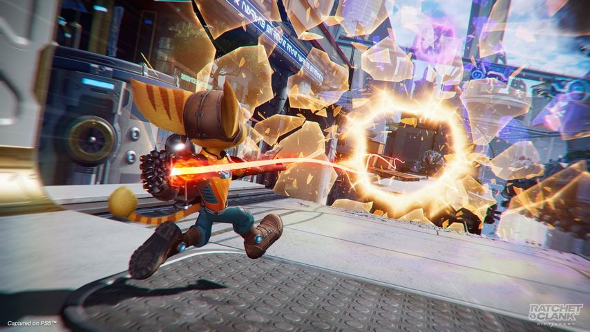 Ratchet & Clank: Rift Apart once again shows its gameplay - teller report