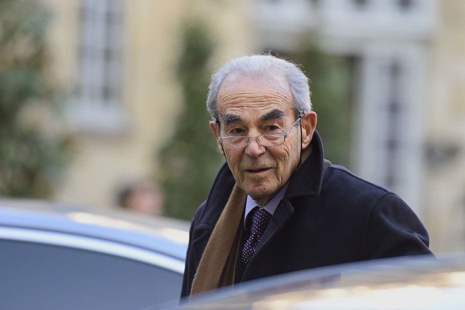 Robert Badinter will come to Montello to open the solidarity space that will bear his name