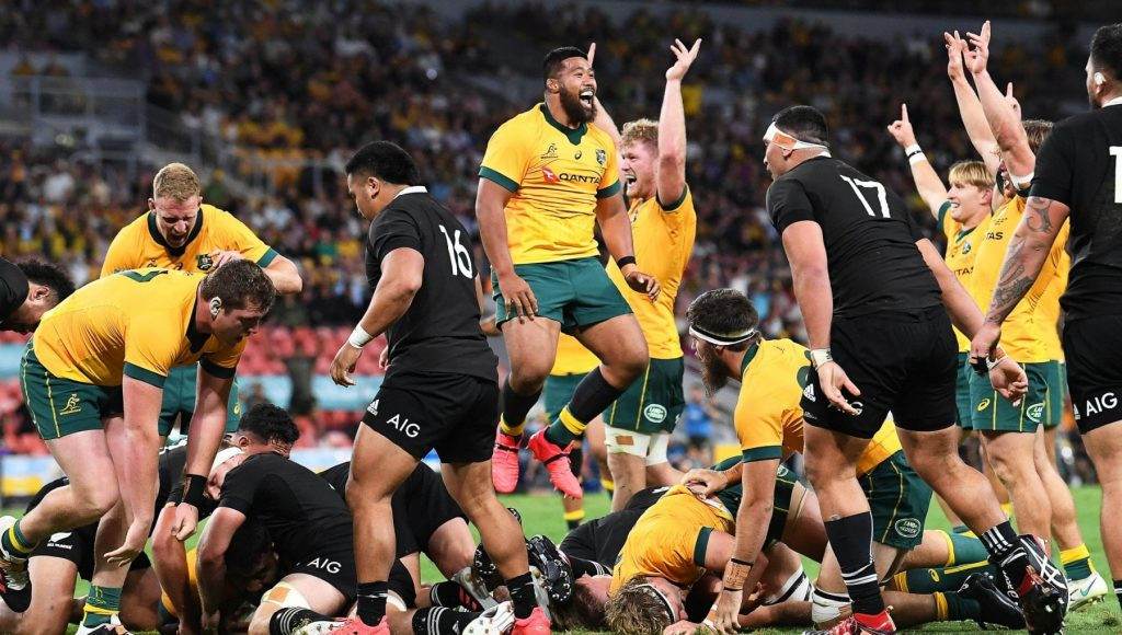 Rugby Championship: Australian Salvation, New Zealand knocked out after one year