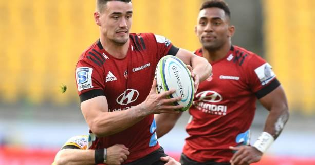 Rugby - Super Rugby - Crusaders and Reds Finalists New Zealand and Australia Super Rugby