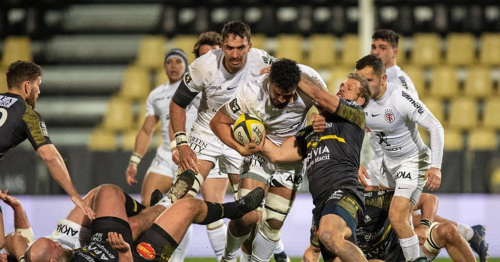 Sports  Rugby: Toulouse-La Rochelle, the French summit on the roof of Europe
