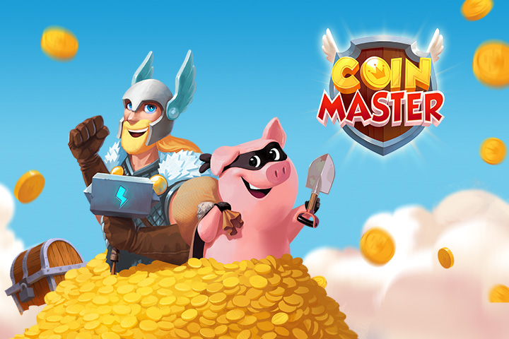 Sunday May 16, 2021 Coin Master Free Spins and Coins - Breakflip