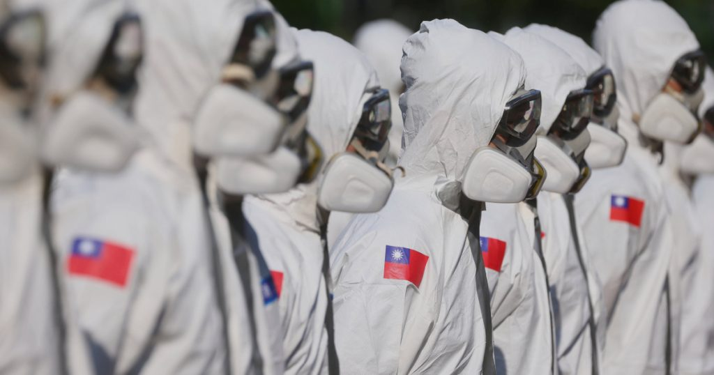 Taiwan hopes to win a seat in the World Health Assembly