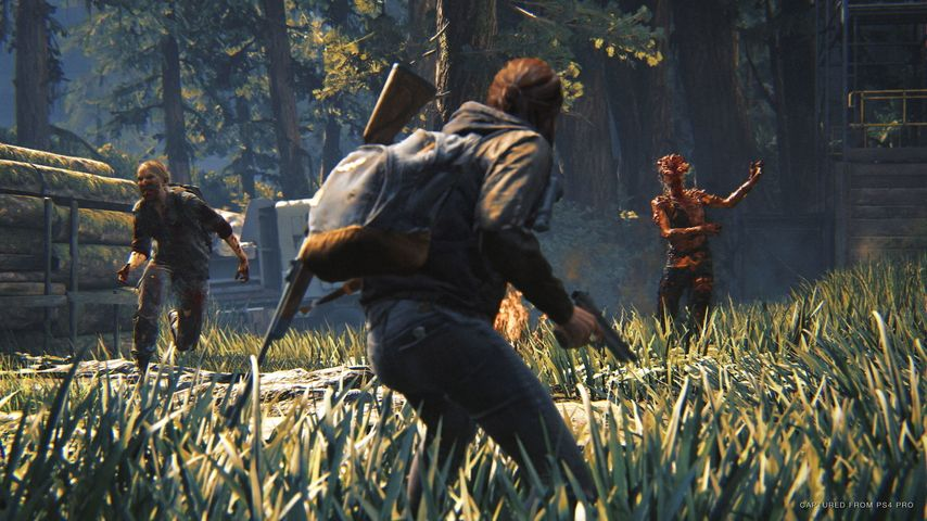 The Last of Us part 2 corrected at 60 fps on PS5 - teller report