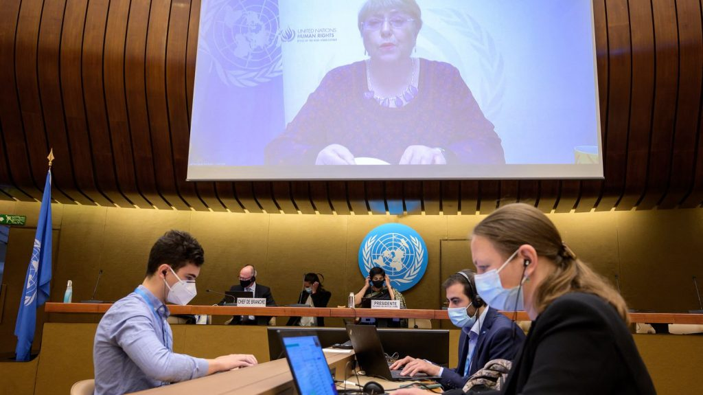 The United Nations opens an investigation into human rights violations