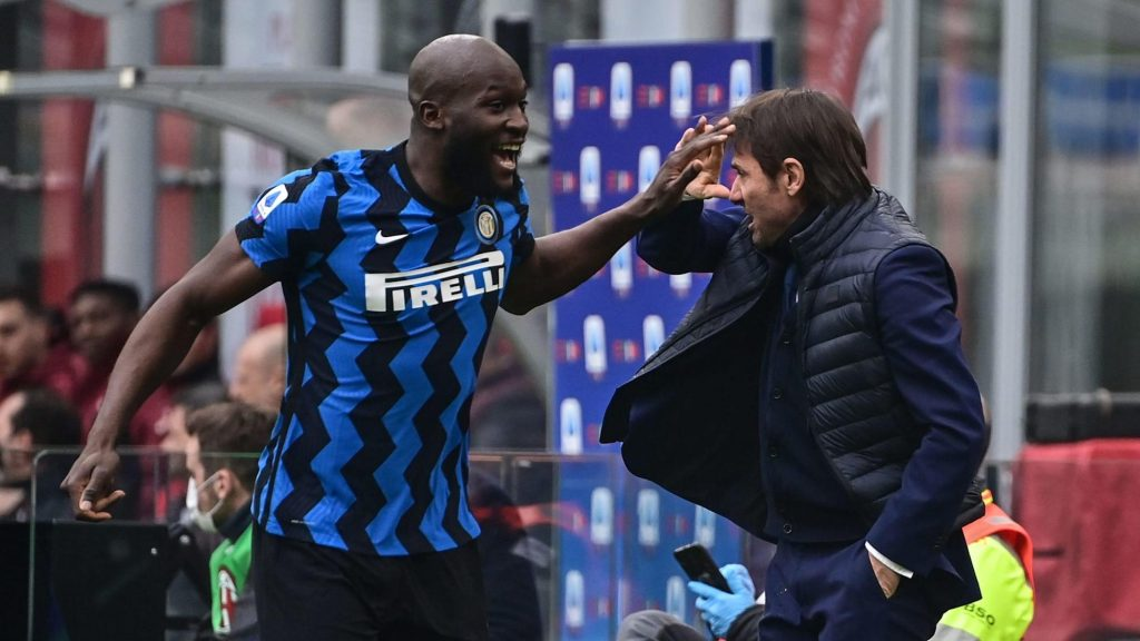 """""""The best year of my career, I hope to open a tournament at Inter. I'll fight to the death for Conte"""""""