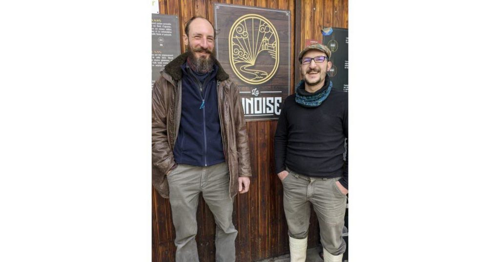 """The brothers want to have """"first zero waste brewery."""""""