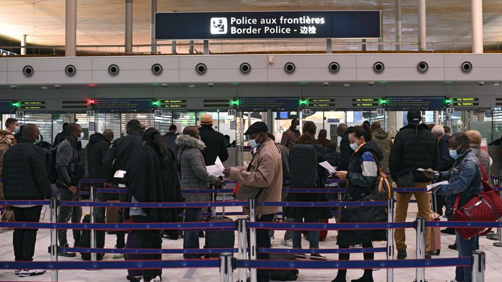 The compulsory quarantine to enter France will be extended to several countries, including Turkey