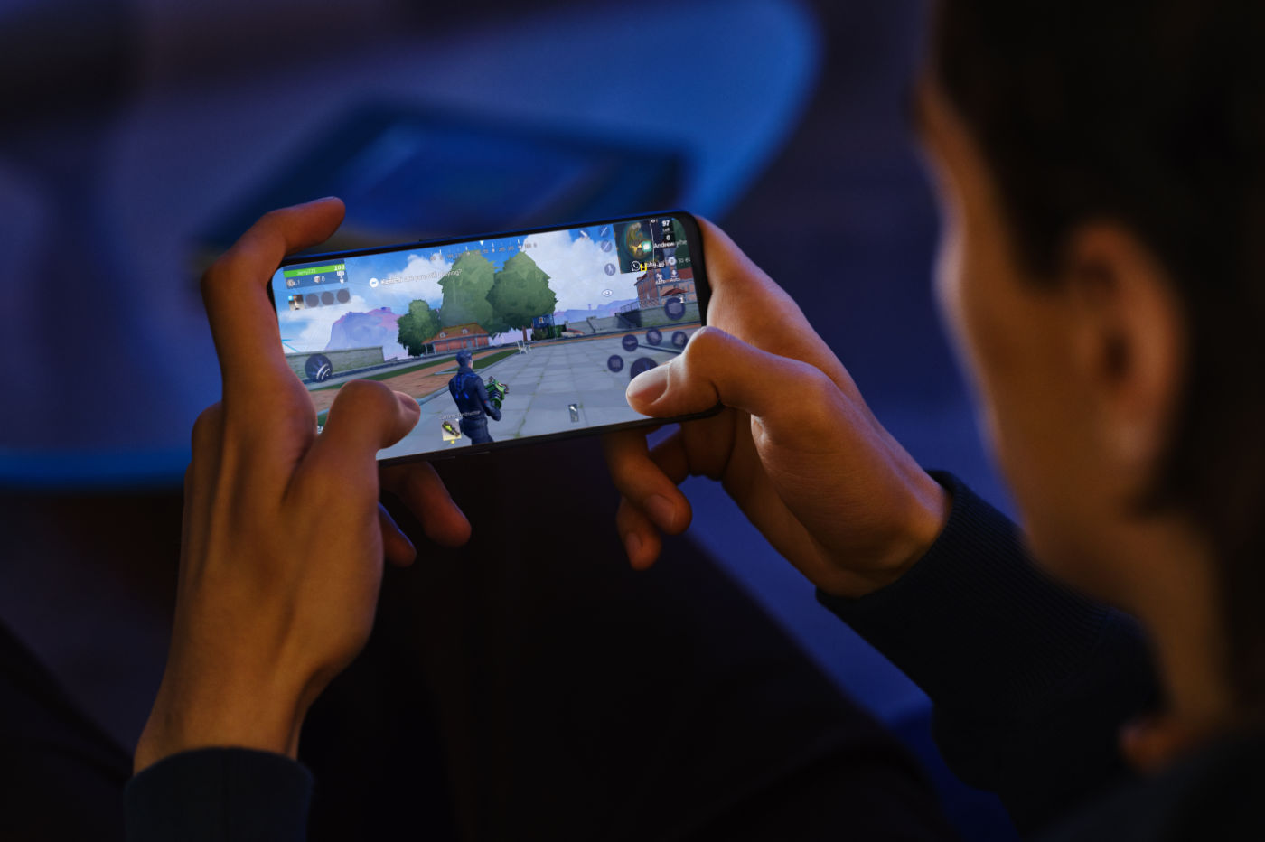 Oppo A94 Games