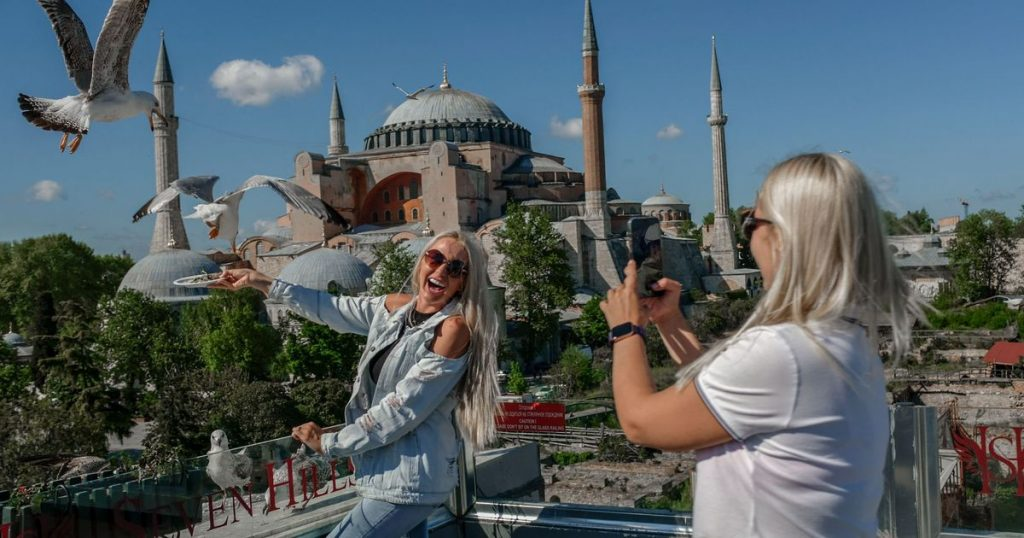 Tourism in the time of Covid or Turkey without the Turks - Tahrir