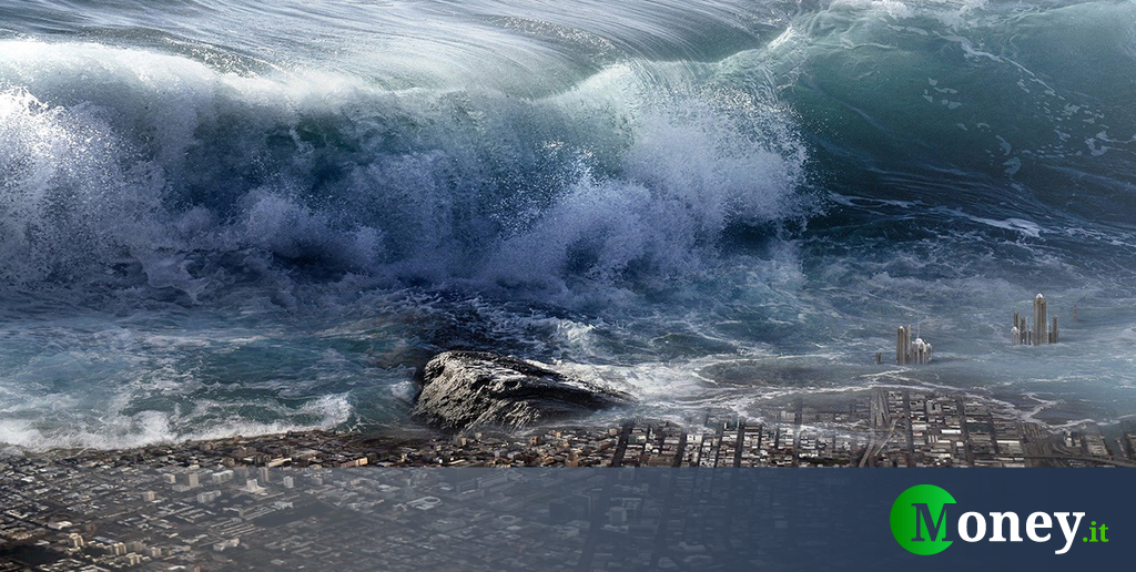 Tsunami warning in New Zealand, 8.1 earthquake shakes the Pacific Ocean