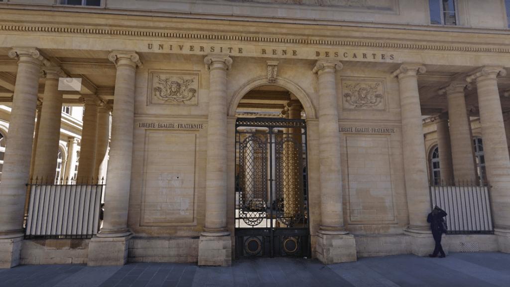 University of Paris accused