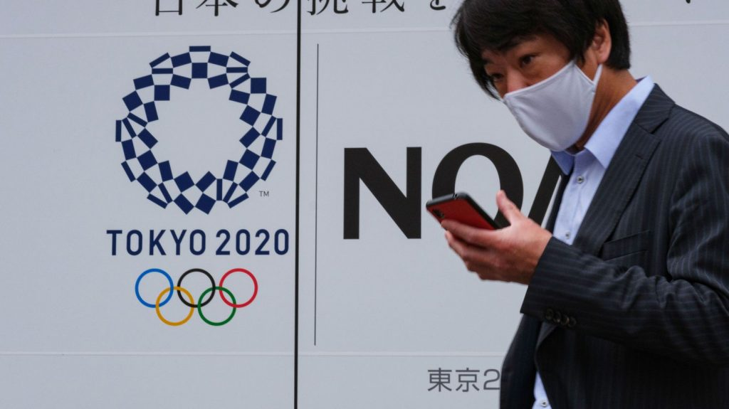Washington advises against traveling to Japan, the host nation for the Tokyo Olympics