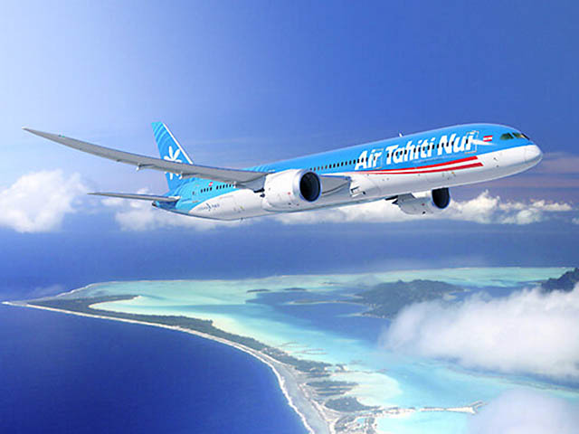 Air Tahiti Nui: Passengers can offset their carbon emissions