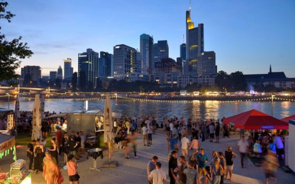 Frankfurt opens its doors for the summer with news and events