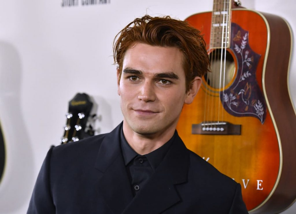"""""""Riverdale"""" -KJ Apa - This is how the New Zealander became a star"""