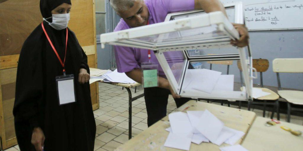 Algerians are avoiding the polls again