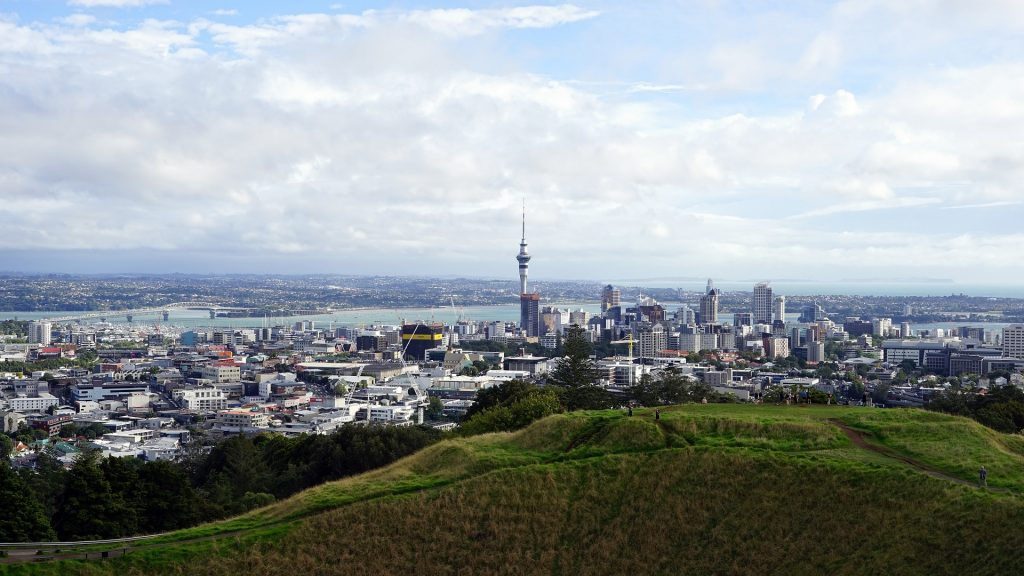 Auckland was elected the most liveable city in the world in 2021