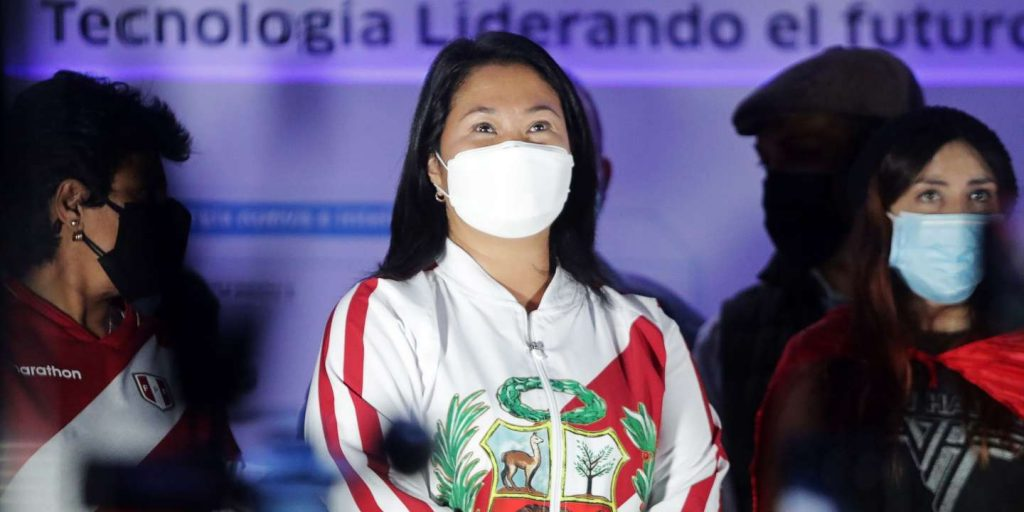In Peru, Keiko Fujimori continued to refuse to recognize the results of the presidential election