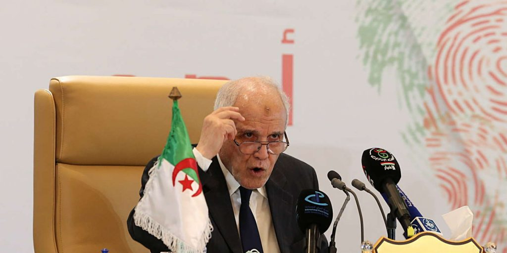 In Algeria, the traditional National Liberation Front party won the legislative elections