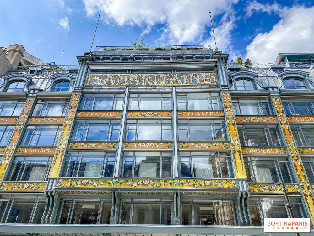 La Samaritaine reveals the largest beauty area in Europe!