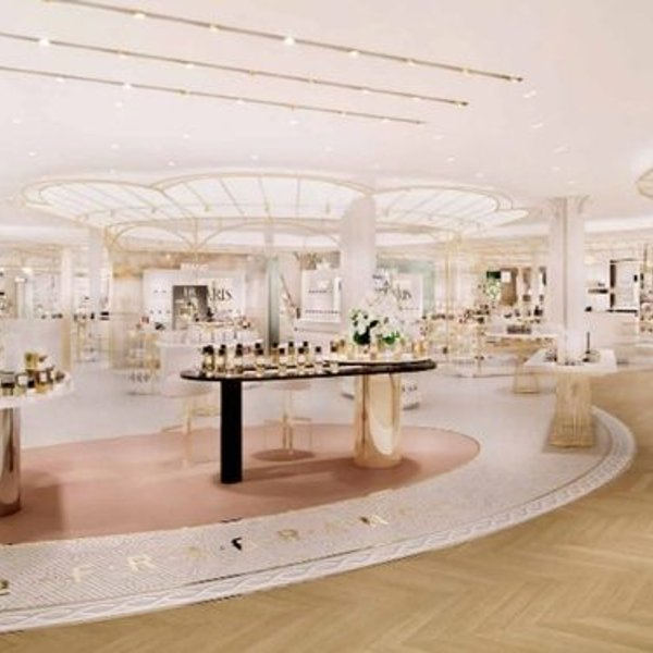 La Samaritaine puts beauty in the spotlight with its 3000 m² area