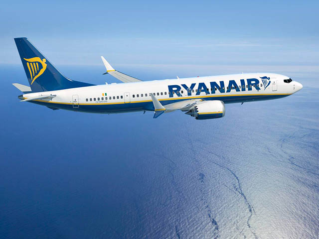 Boeing 737 Max in Ryanair, Caribbean Airlines and New Zealand