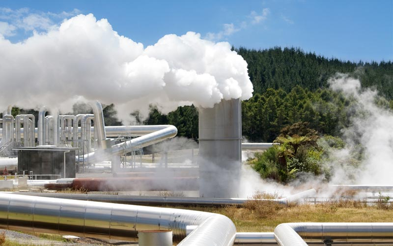 A glimpse of the five largest geothermal power plants in New Zealand