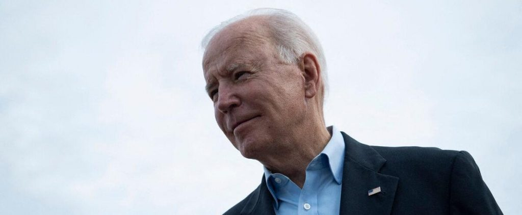 A poll shows that Biden has boosted America's image abroad