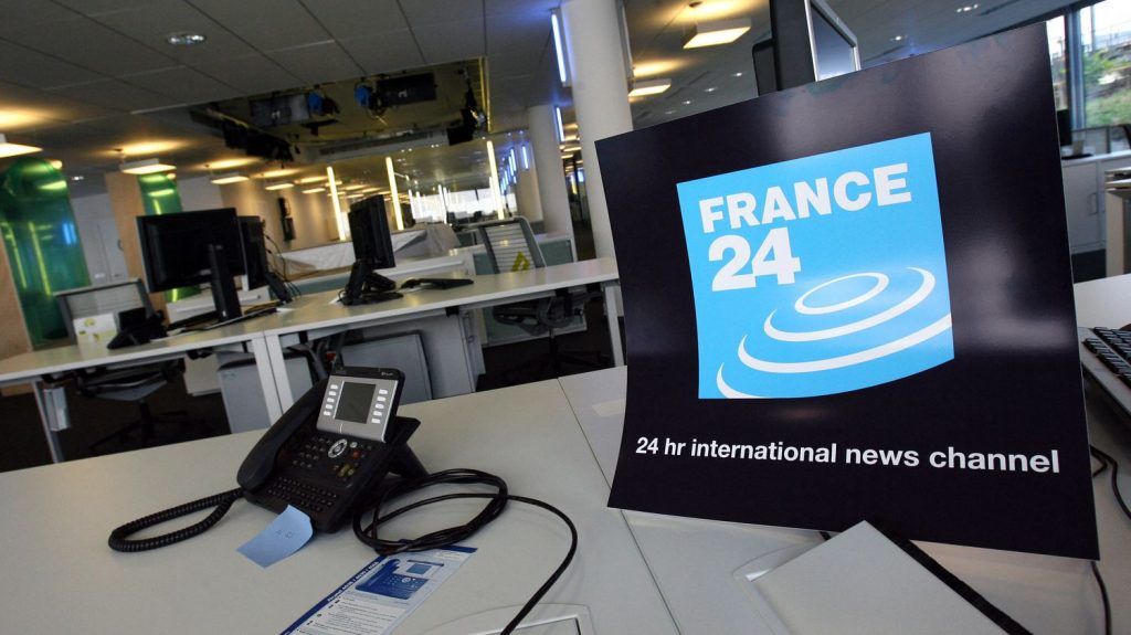 Algeria announces withdrawal of accreditation for France 24 news channel