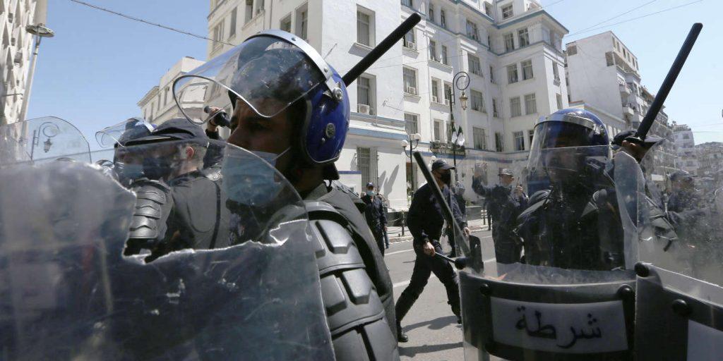 Algeria is in an authoritarian predicament