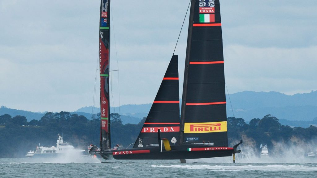 America's Cup: The wind is too weak, the decision is postponed - New Zealand lack a win