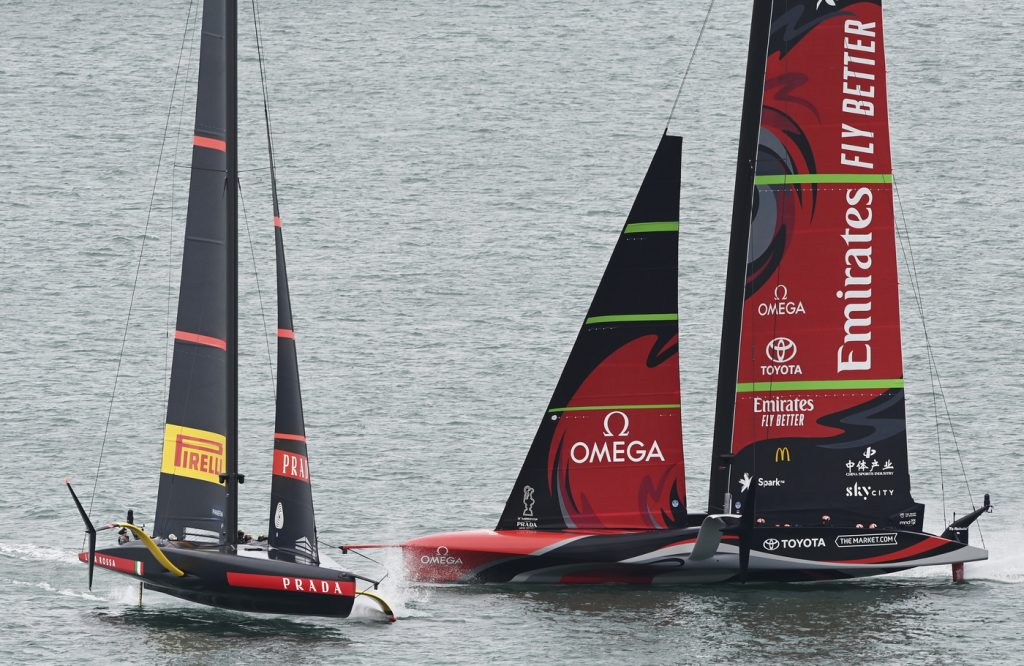 America's Cup is a great scenario to stay in New Zealand!  Kyria Warren invents the economic plan - OA Sport
