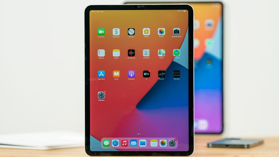 Apple iPad Pro 11-inch test (2021): Small and full of power