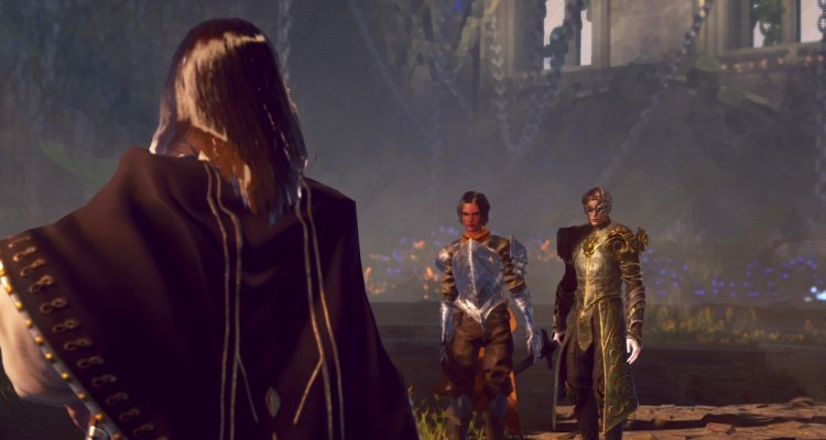 Babylon's Fall will be available online only and will support cross-play between PC, PS4 and PS5 - Nerd4.life