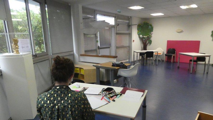 Blagnac.  Medialudo: The workspace is open