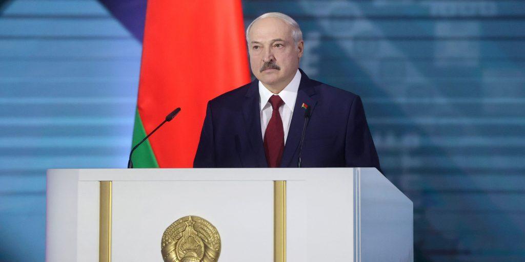 "EU hits Lukashenko ""in the wallet"""
